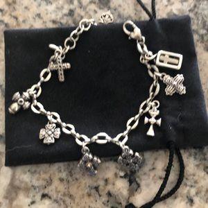 Brighton bracelet with crosses